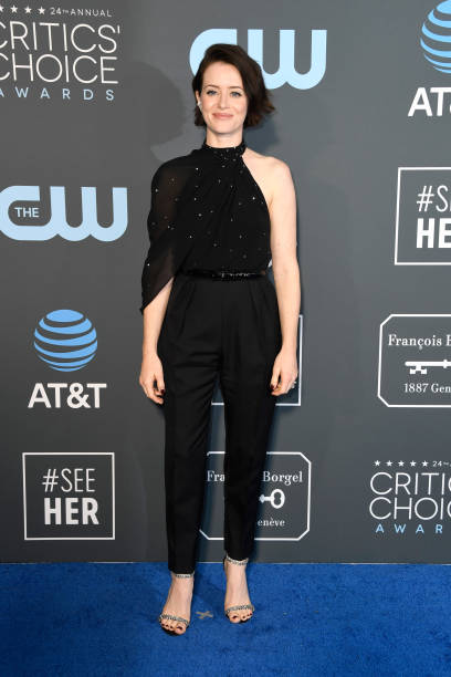 The 24th Annual Critics' Choice Awards - Arrivals:ニュース(壁紙.com)