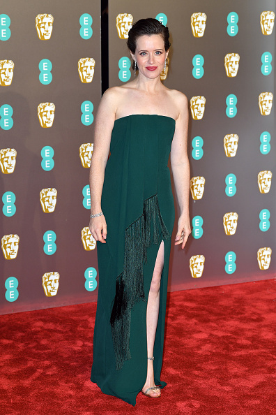 British Academy Film Awards「EE British Academy Film Awards - Red Carpet Arrivals」:写真・画像(3)[壁紙.com]