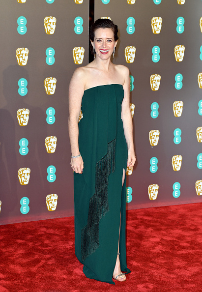 British Academy Film Awards「EE British Academy Film Awards - Red Carpet Arrivals」:写真・画像(4)[壁紙.com]