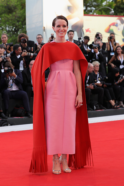 Solo - 2018 Film「First Man Premiere, Opening Ceremony And Lifetime Achievement Award To Vanessa Redgrave Red Carpet Arrivals - 75th Venice Film Festival」:写真・画像(12)[壁紙.com]