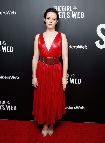 "Red Dress「""The Girl In The Spider's Web"" New York Screening」:写真・画像(18)[壁紙.com]"