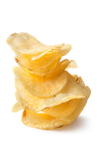Salt - Seasoning「Snacks: Potato Chips」:スマホ壁紙(11)