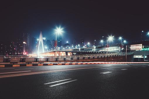 City Street「city at night」:スマホ壁紙(12)