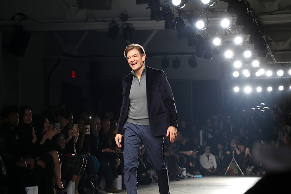 Chelsea Piers「The Blue Jacket Fashion Show At NYFW」:写真・画像(8)[壁紙.com]