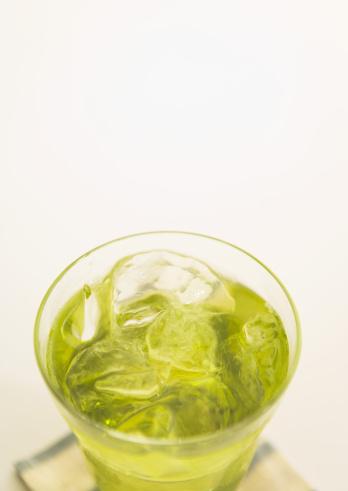 緑茶「Iced greentea」:スマホ壁紙(15)