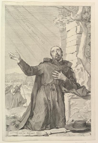 Nouvelle-Aquitaine「St Ignatius In Ecstasy Creator: Claude Mellan」:写真・画像(8)[壁紙.com]