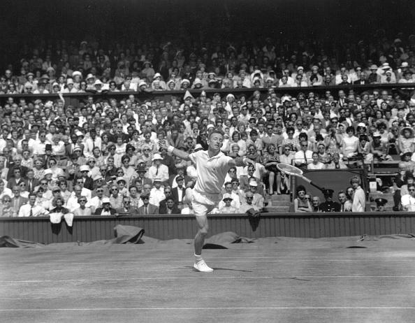 Sports Court「Laver Loses Racket」:写真・画像(19)[壁紙.com]