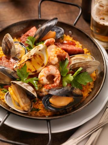 Paella「Seafood Paella」:スマホ壁紙(6)