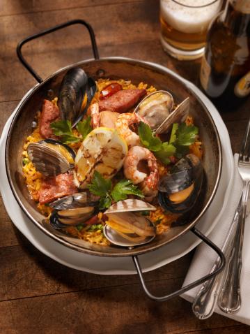 Paella「Seafood Paella」:スマホ壁紙(17)