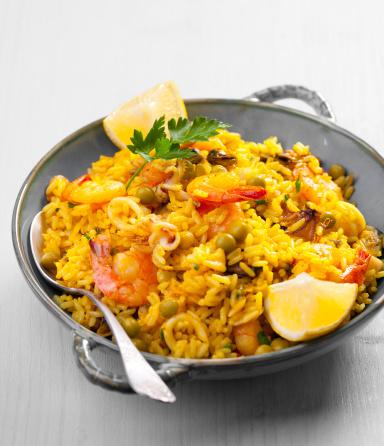 Bush Bean「Seafood Paella」:スマホ壁紙(10)