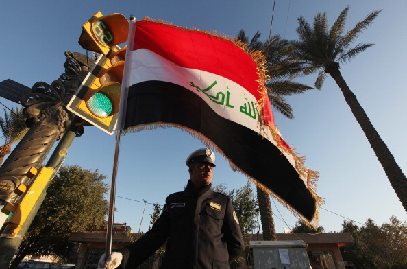 Baghdad「Iraq Transitions As U.S. Forces Withdraw After 8-Year Presence」:写真・画像(18)[壁紙.com]