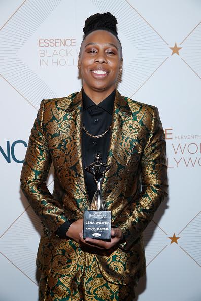 サイド刈り上げ「2018 Essence Black Women In Hollywood Oscars Luncheon - Show」:写真・画像(12)[壁紙.com]