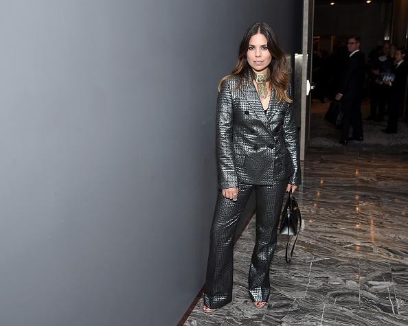 タータンチェック「The Daily Front Row's 4th Annual Fashion Media Awards - Inside」:写真・画像(2)[壁紙.com]