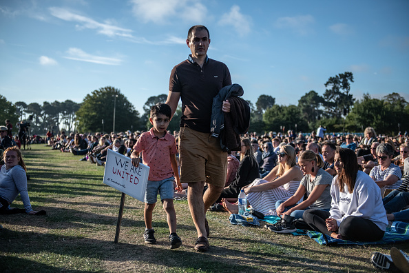 Mass Shooting「Christchurch Mourns After Worst Mass Shooting In New Zealand's History」:写真・画像(13)[壁紙.com]