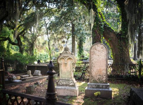 Gothic Style「Cemetery Tombstones」:スマホ壁紙(0)