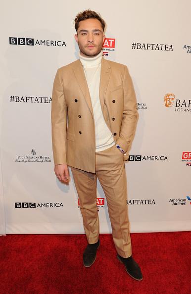 Double Breasted「BAFTA Los Angeles Awards Season Tea - Arrivals」:写真・画像(12)[壁紙.com]