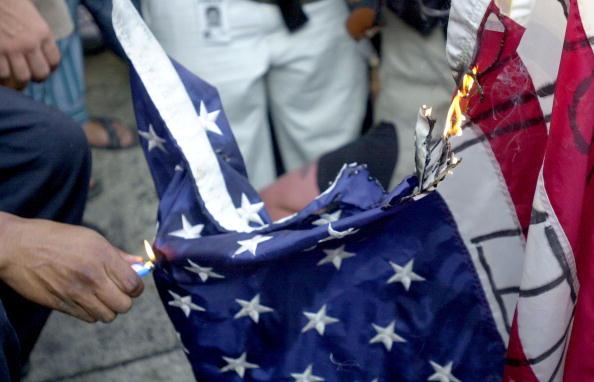 Stefan Zaklin「Anti-IMF/World BAnk Protesters March In DC」:写真・画像(8)[壁紙.com]