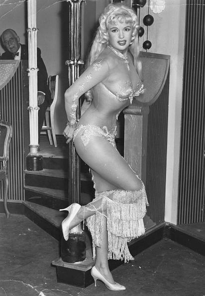 Sex Symbol「Jayne Mansfield」:写真・画像(12)[壁紙.com]