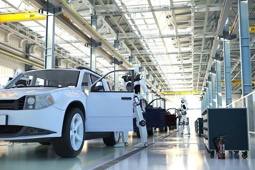 Car Dealership「Car Factory」:スマホ壁紙(6)