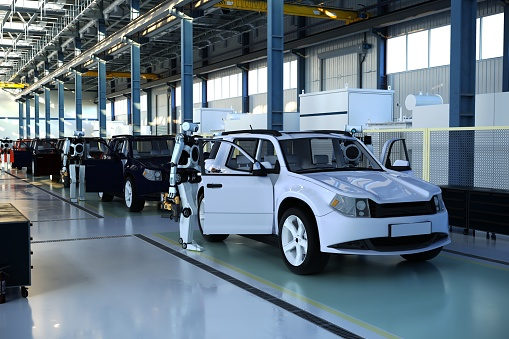 Car Dealership「Car Factory」:スマホ壁紙(4)