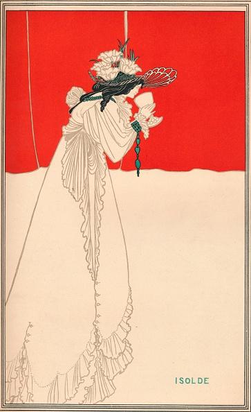 アールヌーボー「Isolde」:写真・画像(16)[壁紙.com]