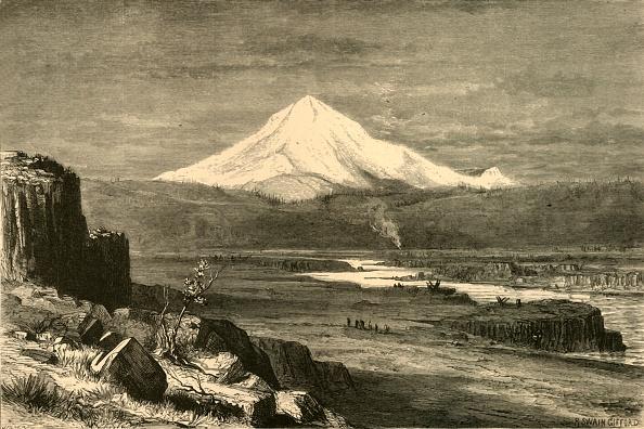 Volcanic Landscape「Mount Hood」:写真・画像(10)[壁紙.com]