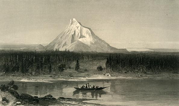 Volcanic Landscape「Mount Hood」:写真・画像(9)[壁紙.com]
