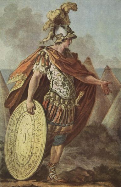 Greek Culture「Achilles after the death of Patrocles」:写真・画像(19)[壁紙.com]