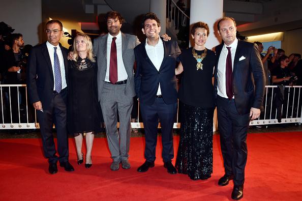 ベネチア国際映画祭「Mektoub, My Love: Canto Uno Premiere - 74th Venice Film Festival」:写真・画像(6)[壁紙.com]