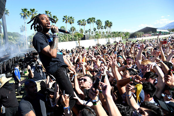 Indio - California「2019 Coachella Valley Music And Arts Festival - Weekend 1 - Day 1」:写真・画像(12)[壁紙.com]