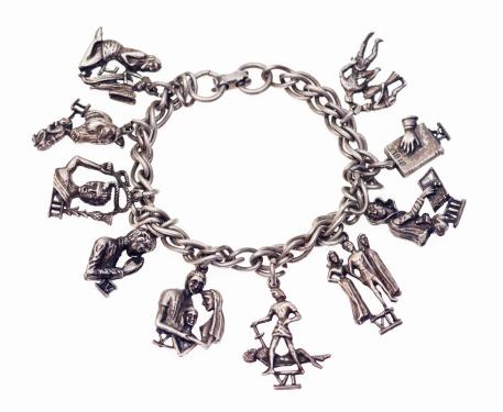 Good Luck Charm「Vintage Bracelet」:スマホ壁紙(8)