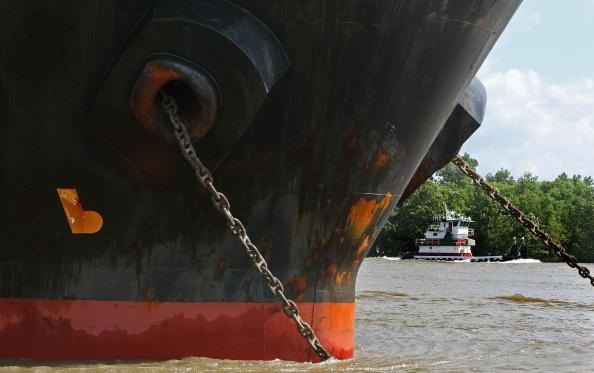Ship「Louisiana Oil Industry Recovers From Katrina Devastation」:写真・画像(16)[壁紙.com]