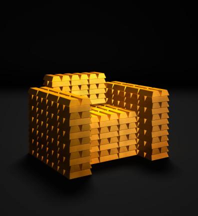 Image「Chair made of  gold bars」:スマホ壁紙(0)