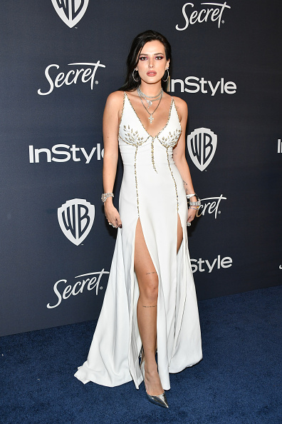 Bella Thorne「21st Annual Warner Bros. And InStyle Golden Globe After Party - Arrivals」:写真・画像(16)[壁紙.com]