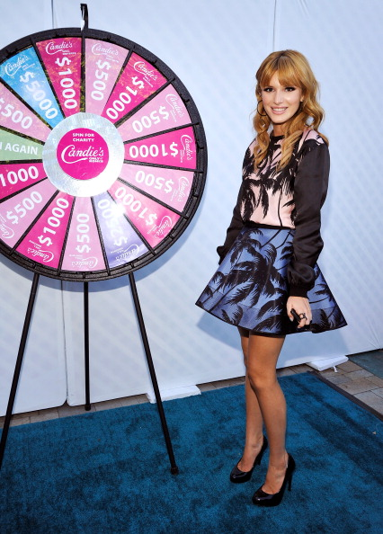 Long Sleeved「Candie's At The Teen Choice 2013 Awards」:写真・画像(18)[壁紙.com]