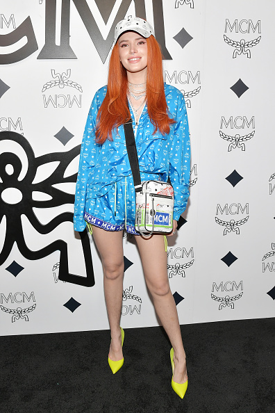 Bella Thorne「MCM Global Flagship Store Grand Opening On Rodeo Drive - Arrivals」:写真・画像(7)[壁紙.com]