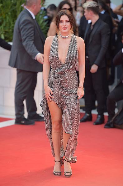 """銀色のドレス「""""Joker"""" Red Carpet Arrivals - The 76th Venice Film Festival」:写真・画像(14)[壁紙.com]"""
