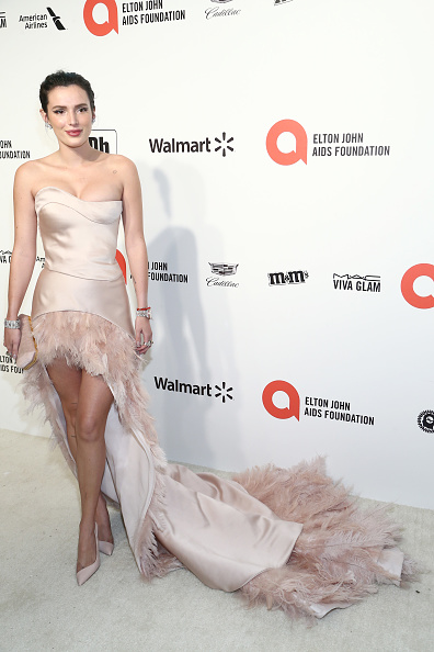 Pale Pink「IMDb LIVE Presented By M&M'S At The Elton John AIDS Foundation Academy Awards Viewing Party」:写真・画像(17)[壁紙.com]