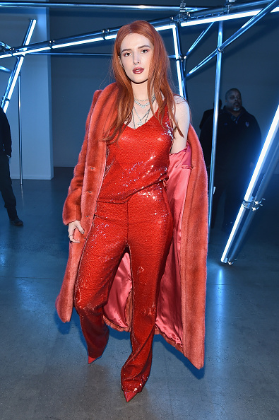 Bella Thorne「Sally LaPointe - Front Row - February 2019 - New York Fashion Week: The Shows」:写真・画像(3)[壁紙.com]