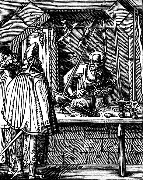 Corporate Business「Sword maker」:写真・画像(6)[壁紙.com]