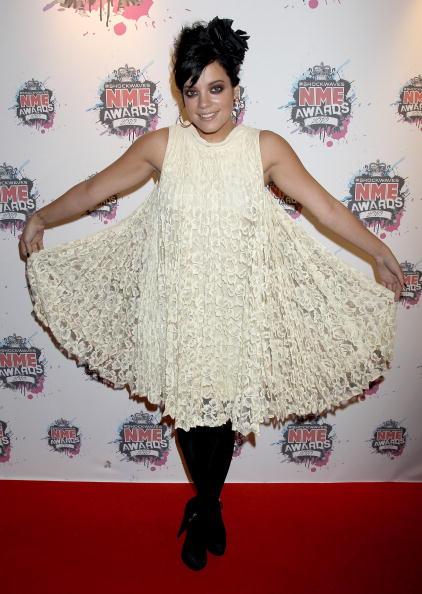 Cream Colored「Shockwaves NME Awards 2010 - Arrivals」:写真・画像(4)[壁紙.com]
