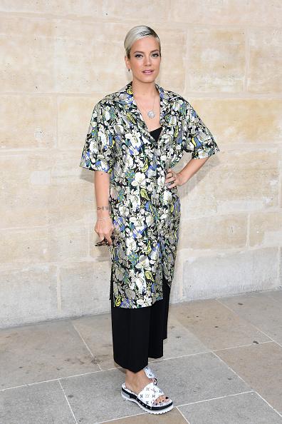 パリ・メンズ・ファッションウィーク「Louis Vuitton : Front Row  - Paris Fashion Week - Menswear Spring/Summer 2018」:写真・画像(7)[壁紙.com]