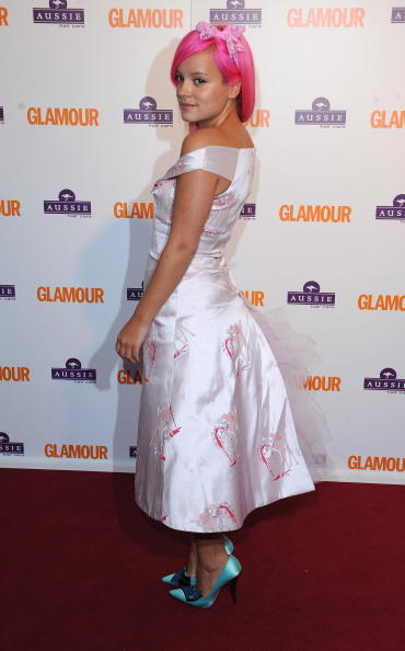 Giles「Glamour Woman Of The Year Awards - Arrivals」:写真・画像(19)[壁紙.com]