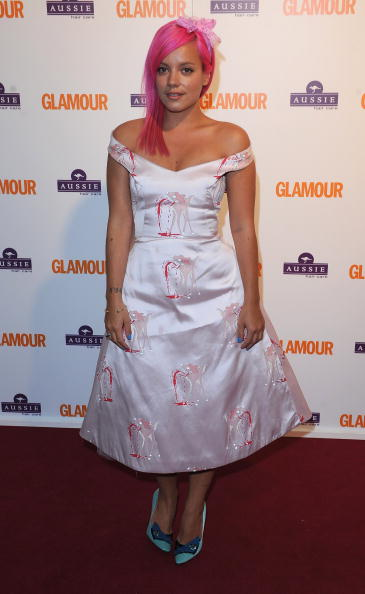 Giles「Glamour Woman Of The Year Awards - Arrivals」:写真・画像(11)[壁紙.com]