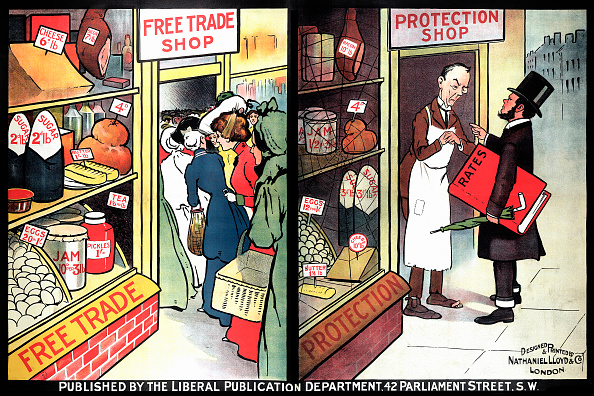 Variation「'Free Trade And Protection'」:写真・画像(1)[壁紙.com]