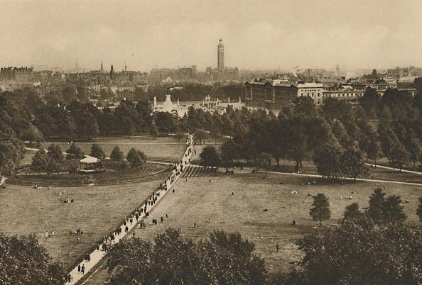 都市景観「Green Park And Westminster From The Structure That Has Usurped The Site Of Old Devonshire」:写真・画像(11)[壁紙.com]