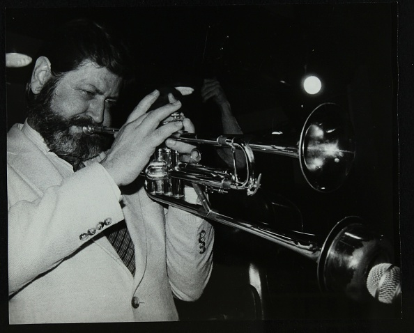 20th Century Style「American trumpeter Bobby Shew performing at The Bell, Codicote, Hertfordshire, 19 May 1985. .」:写真・画像(18)[壁紙.com]