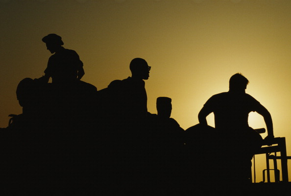 Tom Stoddart Archive「US Gulf War Troops」:写真・画像(17)[壁紙.com]