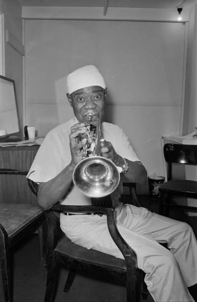 トランペット「Louis Armstrong」:写真・画像(19)[壁紙.com]