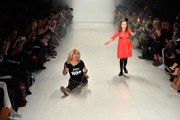 The Salon - Lincoln Center「Betsey Johnson - Runway - Mercedes-Benz Fashion Week Fall 2014」:写真・画像(19)[壁紙.com]